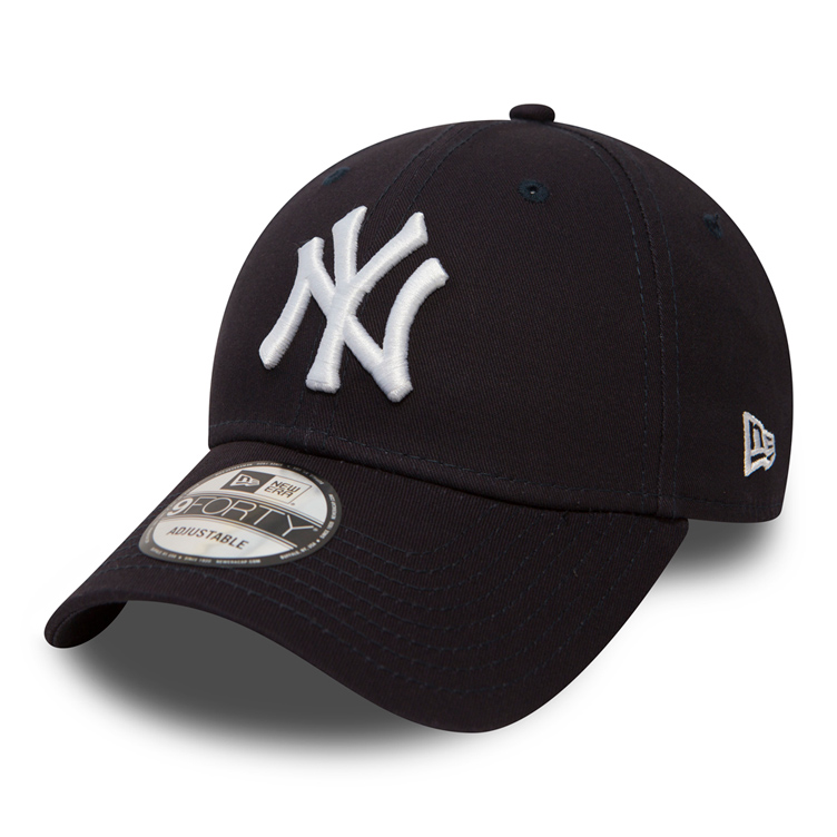 9FORTY NY Yankees Essential Navy