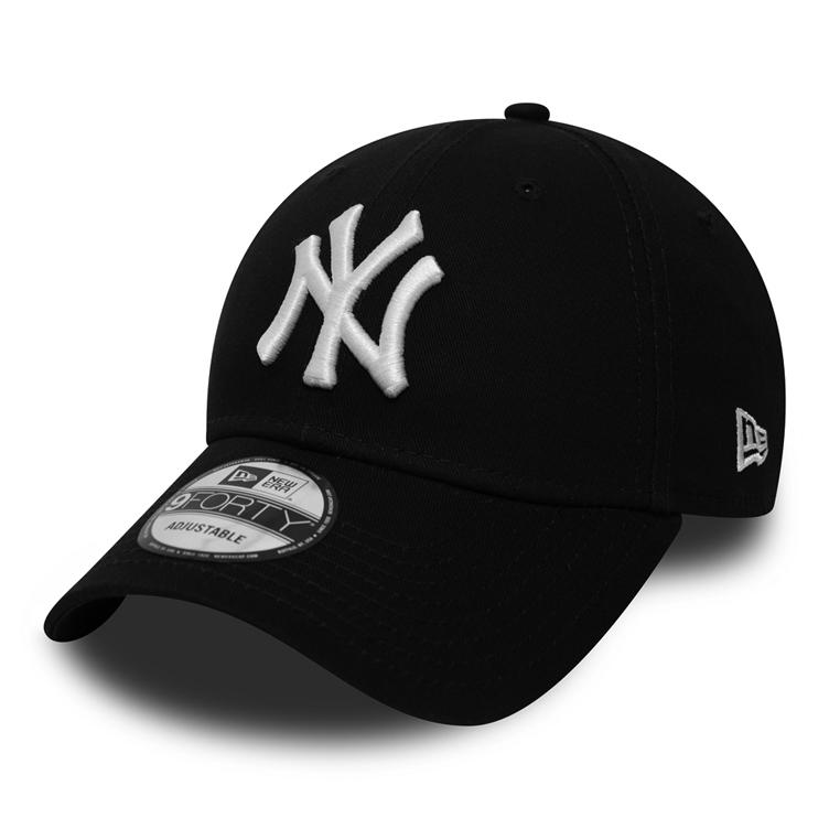 9FORTY NY Yankees Essential Black