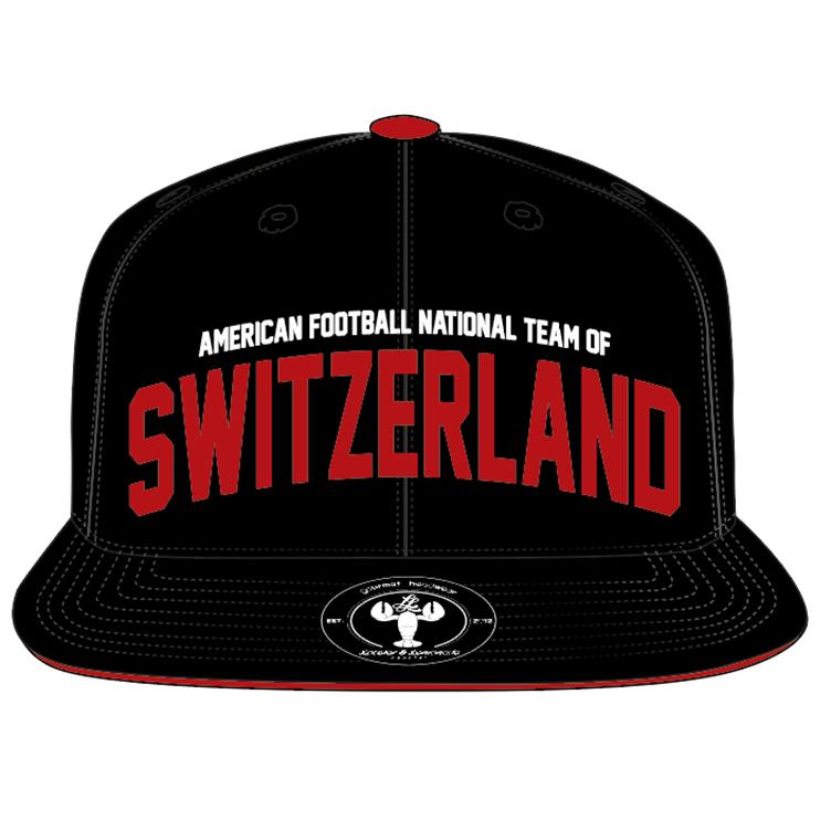 Lobster & Lemonade Snapback Cap Swiss National Teams