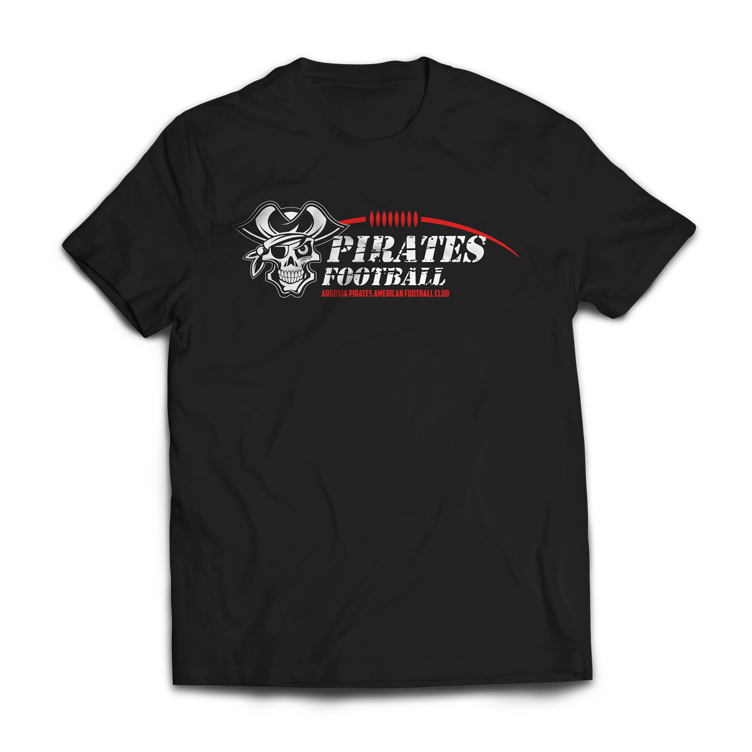 Argovia Pirates Fan T-Shirt