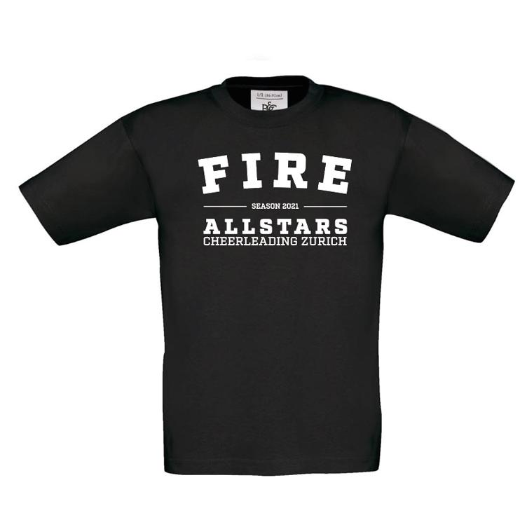 Fire Allstars Fan Shirt 2021 Kids