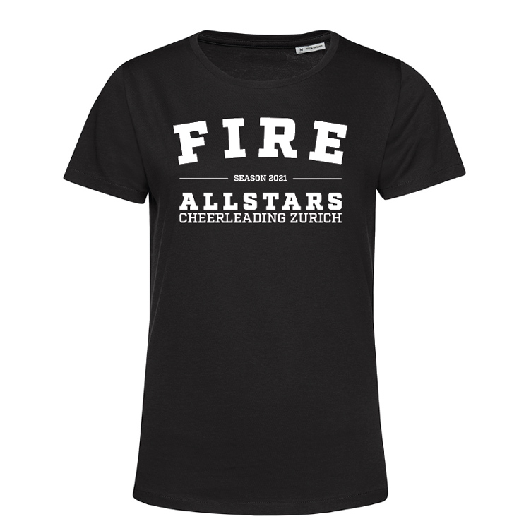Fire Allstars Fan-Shirt 2021 Ladies
