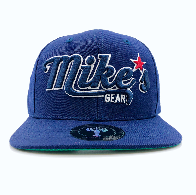 Mike`s Gear Logo Cap